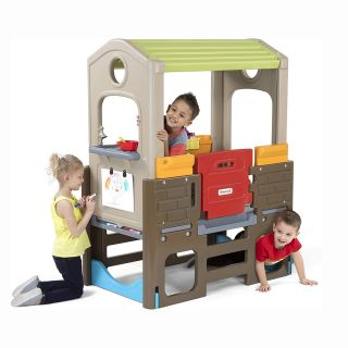 YOUNG EXPLORERS INDOOR / OUTDOOR DISCOVERY PLAYHOUSE