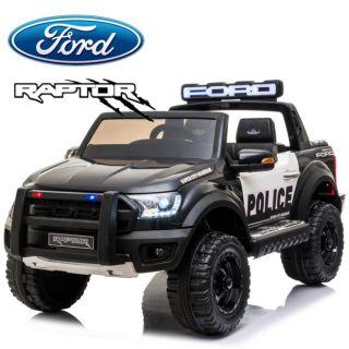 POLICE FORD RAPTOR