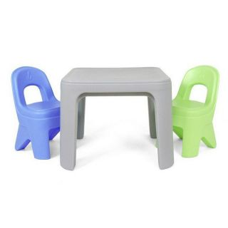 PLAY AROUND TABLE AND CHAIR SET