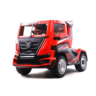 TRUCK 2 SEATERS WITH TRAILER BATTERY OPERATED 2020