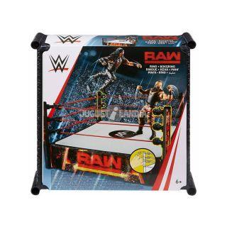 WWE SUPERSTAR RING PLAYSET