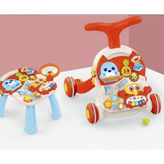 BEBE MAESTRO HUANGER 2 IN 1 WALKER AND ACTIVE TABLE