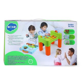 HOLA 6 IN 1 TOY WITH 105 ENIGMAS