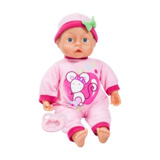 BAYER DOLL FIRST WORDS BABY