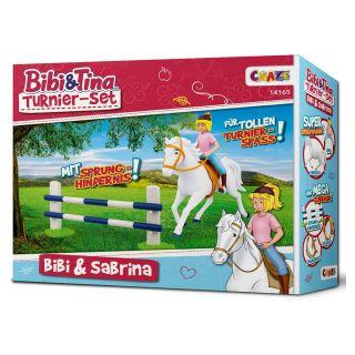 CRAZE BIBI & TINA BIBI & SABRINA W OBSTACLE SET