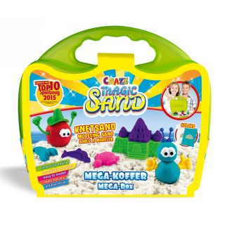 CRAZE MAGIC SAND MEGA BOX MODELING SAND