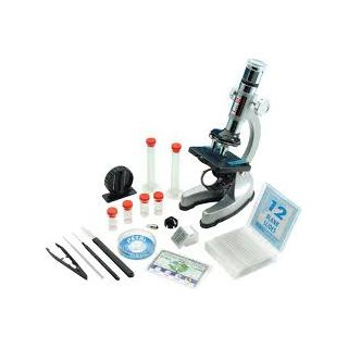 23CM DELUXE MICROSCOPE IN HAND CARRYING CASE