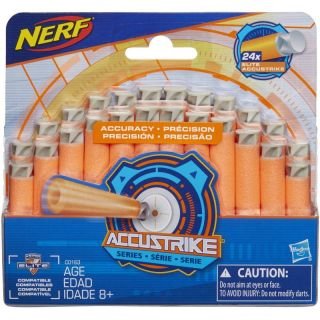NERF N STRIKE ACCUSTRIKE 24 DART REFILL