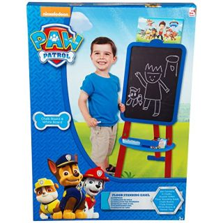 Paw Patrol Boys Double Sided Floor Standing Easel