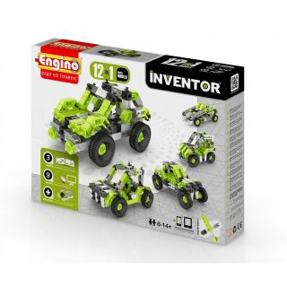 INVENTOR 12 IN 1 CARS MODELS