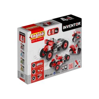 INVENTOR 4 MODEL MOTORBIKES