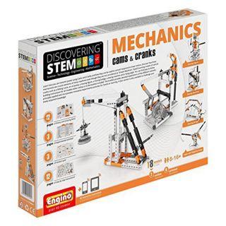 STEM MECHANICS: CAMS AND CRANKS