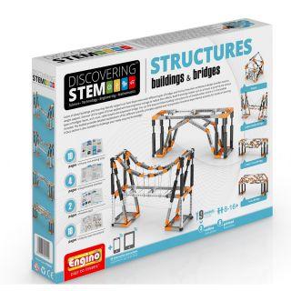 STEM STRUCTURES: Buildings & Bridges (EN)
