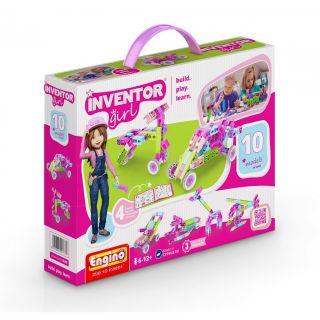 EN INVENTOR GIRLS 10 MODELS