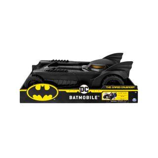 BATMAN BATMOBILE BLACK 12INCH