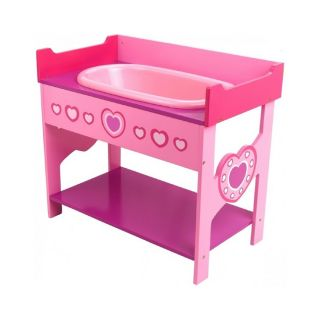 BATHING AND CHANGING TABLE
