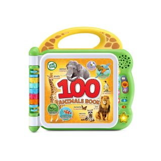 100 ANIMALS BOOK FRENCH