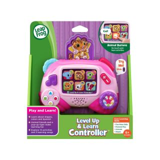 LEVEL UP & LEARN CONTROLLER PINK