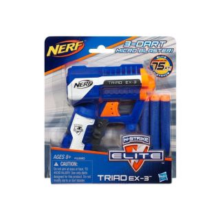 NERF N STRIKE ELITE TRIAD EX3