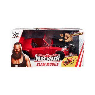 WWE WRECKIN' SLAM MOBILE CAR