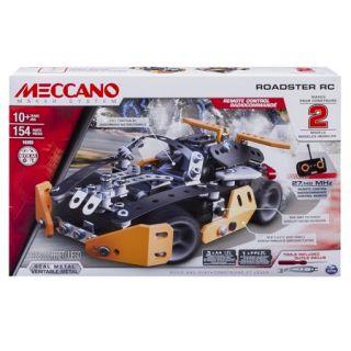 MECCANO 2IN1 AUTOCROSS BUILDING SET