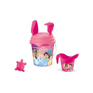 BUCKET SETS WITH WATERING CAN-PRINCESS