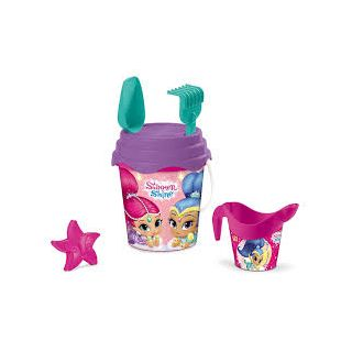 BUCKET SETS WITH WATERING CAN-SHIMMER & SHINE