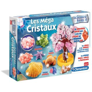 MEGA CRYSTALS FRENCH