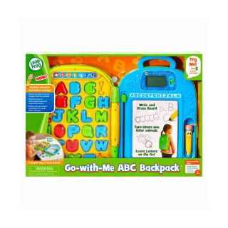MR. PENCIL'S ABC BACPACK