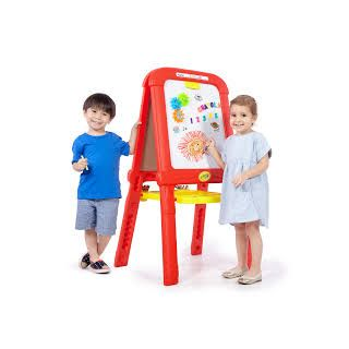 GROW AND UP DOUBLE EASEL