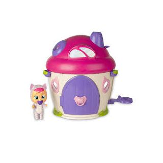 CRY BABY PLAYSET KATIE SUPERHOUSE