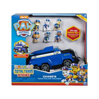 PAW PATROL TEAM RESCUE CHASE