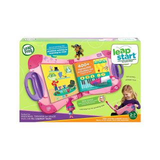 LEAPSTART INTERACTIVE LEARNING SYSTEM PINK ENGLISH