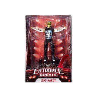 WWE ENTRANCE JEFF HARDY