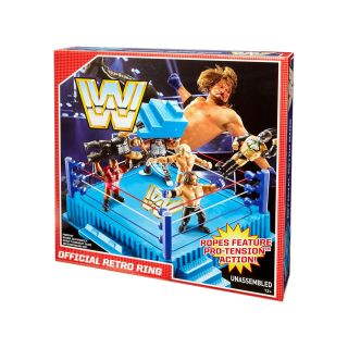 WWE RETRO RING PLAYSET