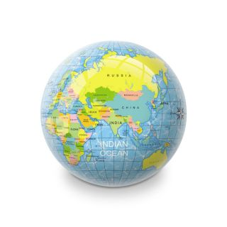 BALLS WORLD MAP D.230