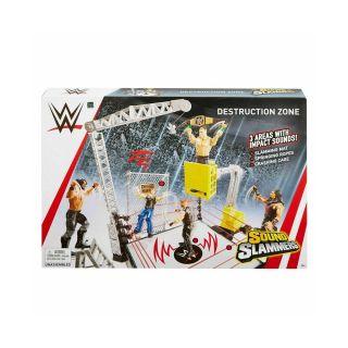WWE SOUND SLAM DESTRUCTION PLAYSET