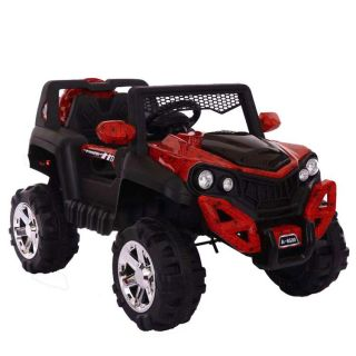 SPIDER Double Seats Battery Operated 4WD Car for Kids