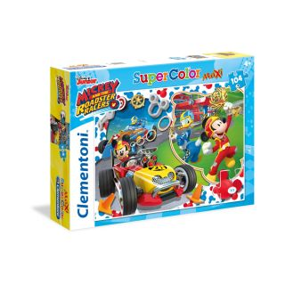 PUZZLE 104 MAXI B MICKEY & THE ROADS RACE