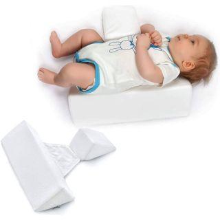BABYJEM SAFE SLEEP PILLOW WHITE