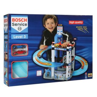 BOSCH CAR PARK WITH 3 LEVELS AND INCLUDES 2 CARS