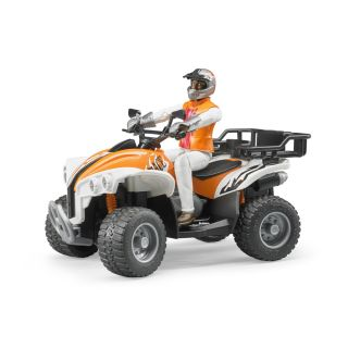 QUAD WITH DRIVER