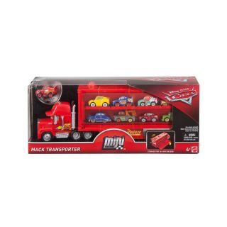 CARS MINI RACER TRANSPORTER