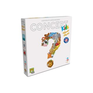 CONCEPT KIDS: ANIMAUX FRENCH