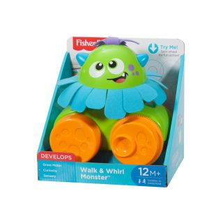 MONSTER PULL TOY