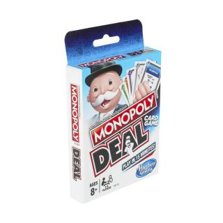 MONOPOLY DEAL (FRENCH EDITION)