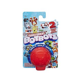 TRANSFORMERS BOTBOTS COLLECTIBLE BLIND BAG MYSTERY FIGURE - SURPRISE 2-IN-1 TOY!