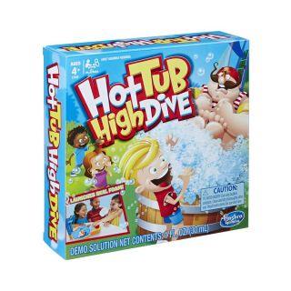 HOT TUB HIGH DIVE
