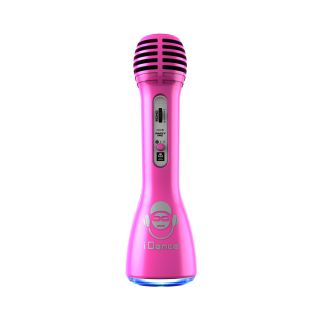 IDANCE PM6 PARTY MIC JUNIOR PINK