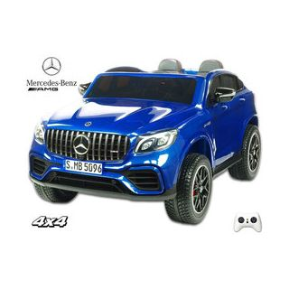 MERCEDES AMG GLC 63S 2-SEATER - PAINTED BLUE